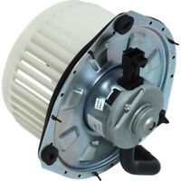 HVAC Blower Motor-Blower Motor with Wheel UAC BM 9243C fits 2003 Pontiac Vibe