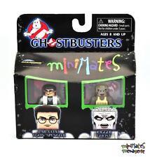 Ghostbusters Minimates TRU Wave 2 Lab Coat Egon Spengler & Jogger Ghost