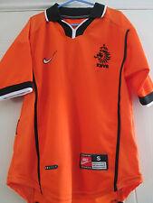 Holanda 1998-2000 Hogar Camiseta De Fútbol Para Niños Talla Pequeña chicos altura 128-140