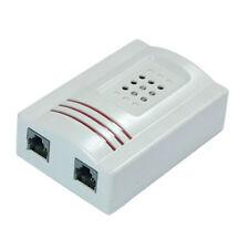 RJ11 Adapter Louder Telephone Ring Flash Amplifier Ringer for Landline WS