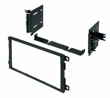 Radio Mounting Stereo Install Trim Installation Double Din Aftermarket Dash Kit