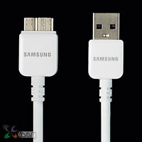 Genuine Samsung SM-N900P Galaxy Note3/ Note 3 USB to MicroUSB 3.0 Charger Cable