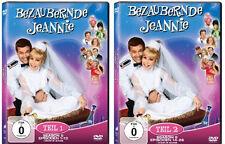 4 DVDs * BEZAUBERNDE JEANNIE - SEASON 5 ( 5.1 + 5.2 IM SET ) # NEU OVP  <