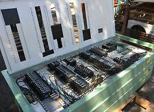 Heinemann Switch Distribution Board 72 Pole 200A over 50 RCD breakers