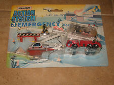 """Amazing """" Matchbox Action System Emergency 3"""" made in 1996!! New!!"""