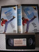 Kung Fu Boxer de Chiau Lee, VHS VIP, Action/Kung-Fu, RARE!!!!