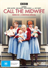Call The Midwife Series 6 - DVD Region 2 4