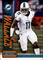 2013 Rookies and Stars Football Card #54 Mike Wallace Miami Dolphins NFL Card