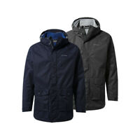 Craghoppers Mens Breithorn 3 in 1 Winter Insulated Waterproof Jacket RRP £170