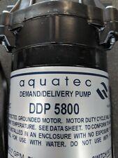 Aquatec 5851-7E12-J574 0.7 GPM 60 PSI 3/8 inch JG 120V Delivery/Demand Pump.