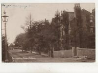 Occupation Road Irlam Salford Manchester 1914 RP Postcard Hobday 450b
