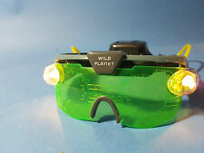 Wild Planet Night Vision Goggles Play Night Vision Glasses- Green B2