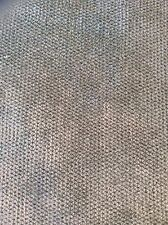 Plush Chenille Solid Spa Green Upholstery Fabric