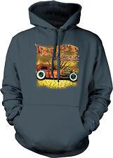 Rust Bucket Auto Group American Vintage Muscle Car Repair New Mens Sweatshirt