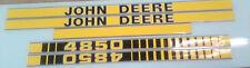 John Deere 4850 Hood Decals