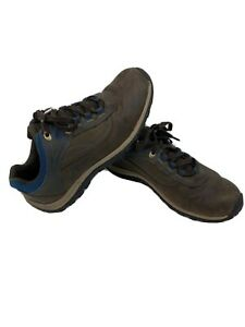 Timberland Casual Trail Hike Athletic Shoes 6.5 Women's Blue/Brown