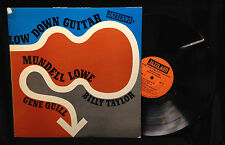 Mundell Lowe/Billy Taylor/Gene Quill-Low Down Guitar-Jazzland 8-ED THIGPEN