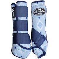 U--BOH Professional Choice Horse Sports Medicine Boots Ventech Elite Boho