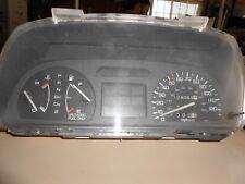 1990 - 1991 HONDA CIVIC AUTOMATIC GAUGE CLUSTER SPEEDO  104K OEM