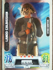 Force Attax Star Wars Serie 2 (2013, grün), Lando Calrissian (202), Star-Karten