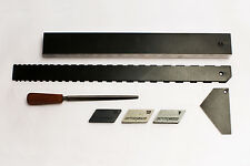 Essential Fret Levelling & Dressing Toolkit