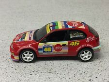 VOITURE MINIATURE 1/43  TOYOTA COROLLA WRC.