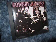 "COWBOY JUNKIES CD ""THE TRINITY SESSION"" 1988 BMG"
