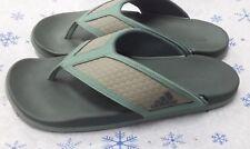 Adidas Performance Mens Adilette CF+Summer Y Flip Flop Sandals - Size 8