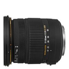 Sigma EX 17-50mm f/2.8 OS HSM DC Lens For Nikon