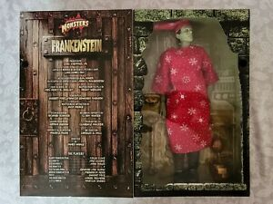Universal Monsters Christmas/Holiday Frankenstein Figure by Sideshow Toys