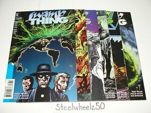 Swamp Thing #166-171 Comic DC Vertigo 1996 167 168 169 170 FINAL ISSUE Millar
