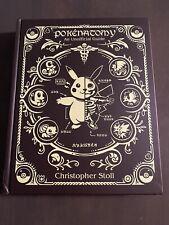 Pokenatomy Unofficial Pokemon Anatomy Guide Hardcover Book Chris Stoll   IN HAND