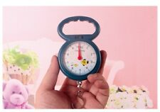 [XM] 10kg Portable Suitcase Luggage Baggage Scale Hook Weight