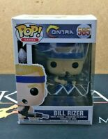 Bill Rizer - 585 Contra (Funko POP!) Vinyl Figure