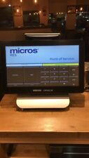 7321802 / Oracle Micros Workstation Pos Terminal with Stand