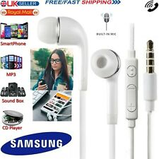 Samsung Headphones Earphones For Galaxy S5 S6 S7 100% Original Microphone