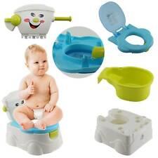 Pot Pour Bébé Toilette Enfant Siège Cabinet Ludique Apprentissage Propreté FR