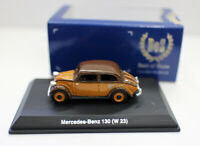 Best of Show 1/87 Mercedes-Benz 130 W23 resin model car for collection