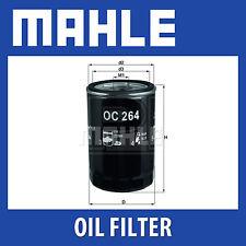 Mahle Oil Filter OC264 - Fits Audi, Seat, Skoda, VW - Genuine Part