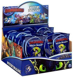 Legends Evolved Mystery Dragons Mystery Minis Blind Box [24 Packs]