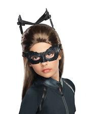 Costume Catwoman Bambini Parrucca, Cavaliere Oscuro Sorge Kids Costume Accessorio