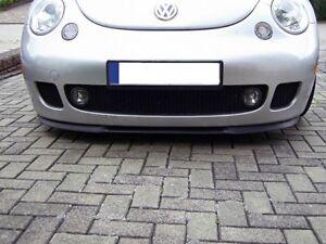 VW New Beetle Front Bumper CUPRA R Line Euro Spoiler Lip Valance Splitter Turbo/