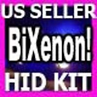 HID BI XENON CONVERSION KIT DUAL BEAM H4 9004 9007 H13