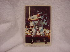 VERY RARE 1972 Pro Star Promotions Harmon Killebrew Card, Minnesota Twins, NICE!