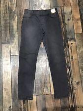 Gymboree Girls Grey Gray Skinny Jeans Pants NWT Size 10