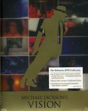 Michael Jackson - Michael Jackson's Vision [New DVD] Deluxe Edition
