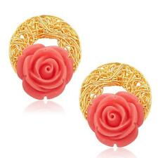Plated Earrings For Women 2xBrand New Sukkhi Classic Gold