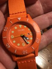 Triwa Nemo Time For Oceans Quartz Diver Plastic Collected From The Ocean