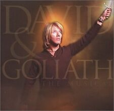 David and Goliath THE MUSICAL--BRAND NEW FACTORY SEALED---cd1