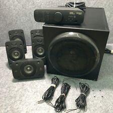 Logitech Z906 5.1 Surround Sound Speaker System THX Dolby Digital DTS Certified